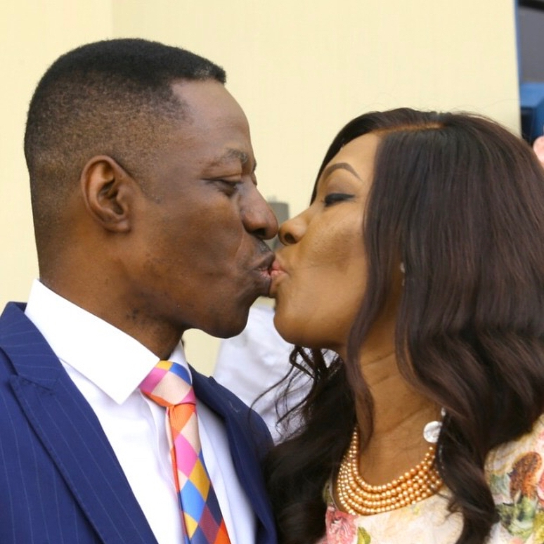 Pastor Sam Adeyemi & Wife Nike Celebrate 25th Wedding Anniversary ❤️