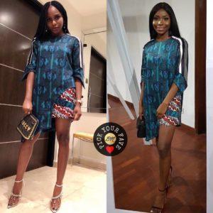 BN Pick Your Fave: Lisa Folawiyo & Bidemi Zakariyau in Lisa Folawiyo Studio