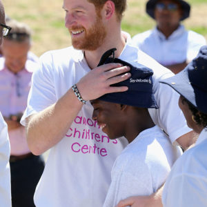 BN Sweet Spot: Prince Harry invited Lesotho Orphan he met 14 Years ago to #RoyalWedding