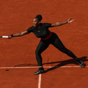 """I feel like a queen from Wakanda"" – Serena Williams on her match-winning Catsuit"