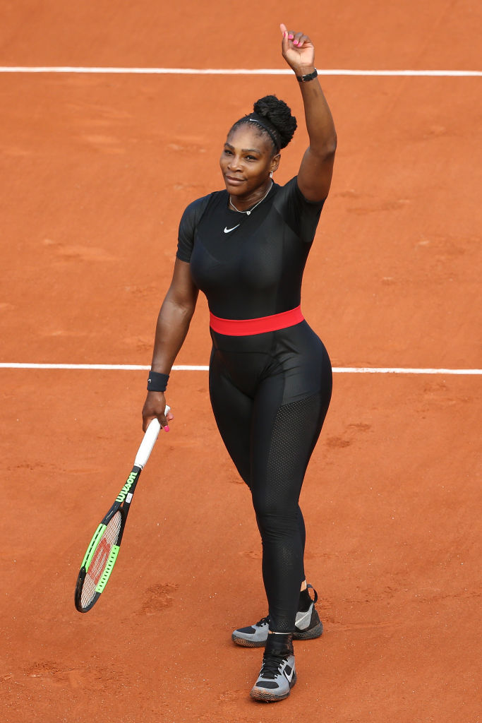 Serena Williams makes Comeback! Tennis Star wins Round 1 of French Open