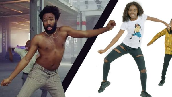"Choreographer of Childish Gambino's ""This Is America"" takes us through all the Viral Steps in this Tutorial Video 