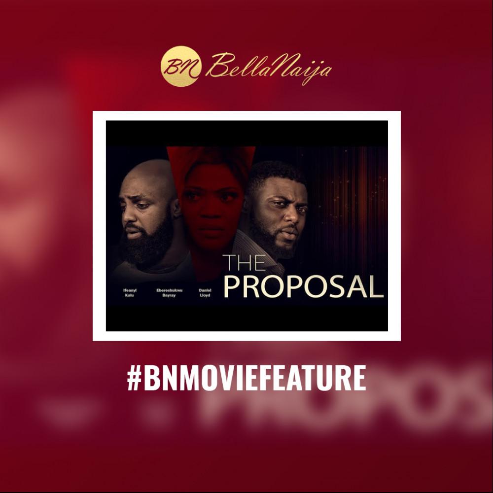 #BNMovieFeature: WATCH Ifeanyi Kanu, Eberechukwu Bayray