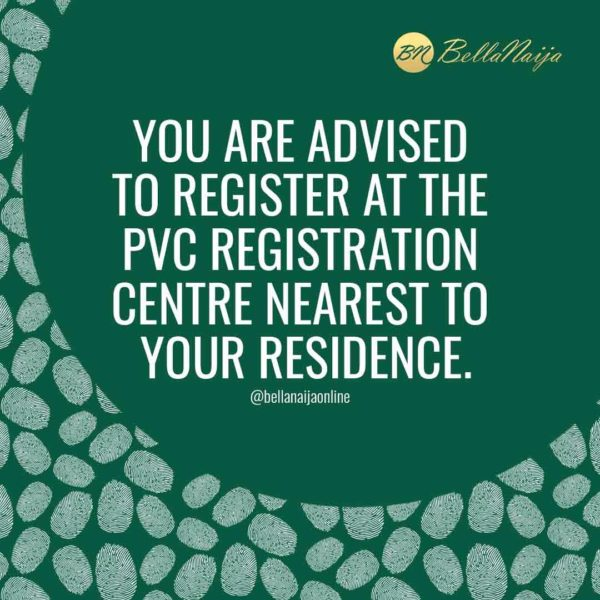 Register for your PVC at the Center closest to your Home | BellaNaija