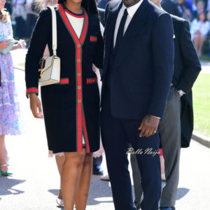 Oprah Winfrey, Idris Elba, David Beckham and the top dignitaries at the #RoyalWedding