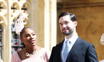 Oprah Winfrey, Idris Elba, David Beckham and the top dignitaries at the #RoyalWedding