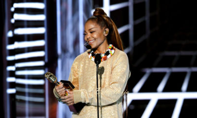 Janet Jackson receives the Icon Award at the 2018 #BBMAs | Full List of Winners