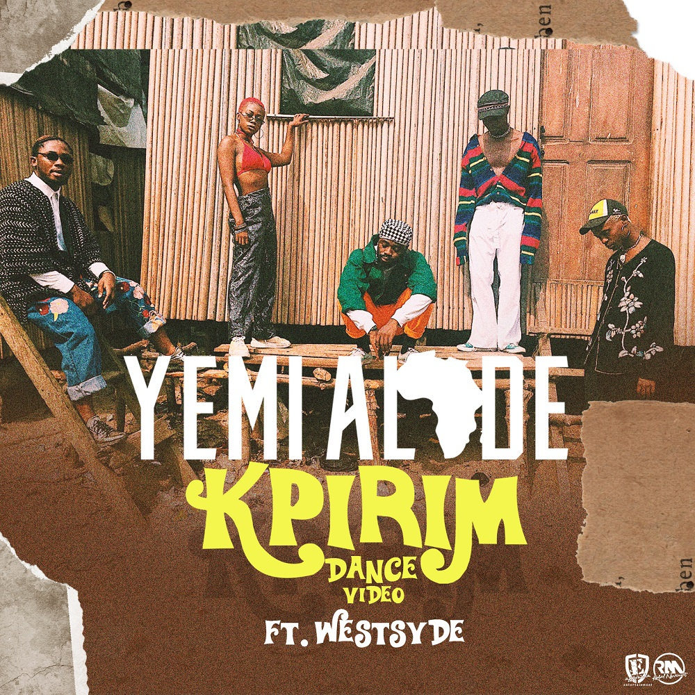 "Yemi Alade recruits Westsyde Crew for Dance Video of ""Kpirim"" 