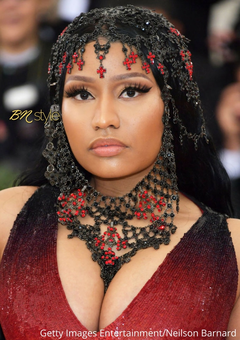 "BET apologises to Nicki Minaj after ""lace front"" shade"