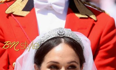 BN Style: Let's Discuss Meghan Markle's Radiant Beauty Look for her Big Day