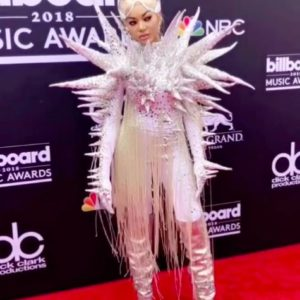 BN Style: See Dencia's Extraordinary Look for the 2018 Billboard Music Awards Tonight!