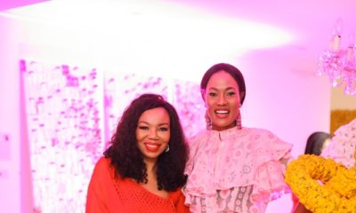 "Lancôme Paris Unveils ""My Shade My Power"" Campaign Celebrating Diversity in Beauty with Leading African Women at Temple Muse"