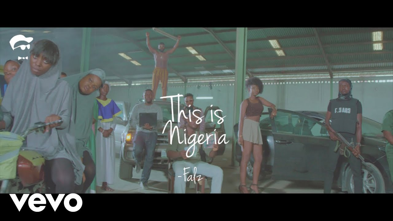 This is Nigeria! Falz Brings It Home in This Brilliant Cover of Childish Gambino's Hit Track