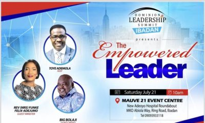 empowered leadership conference