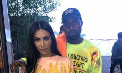 Kanye West & Kim Kardashian host Big Sean, Nas, Kid Cudi at exclusive Album Launch in Wyoming