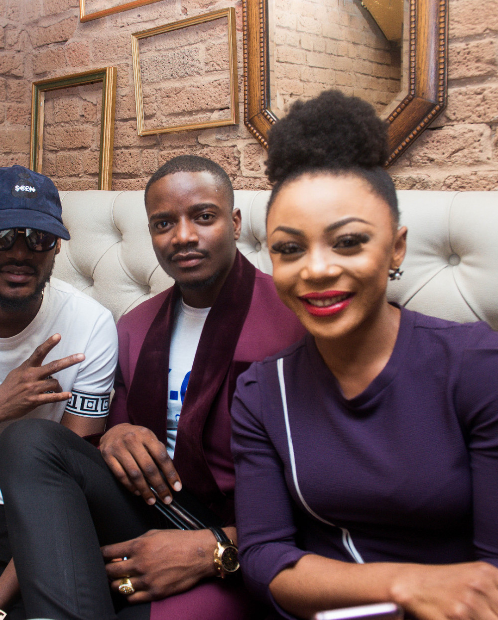 #BBNaija's Leo & Ifu Ennada join other stars for One Africa Music Fest Welcome Party in London