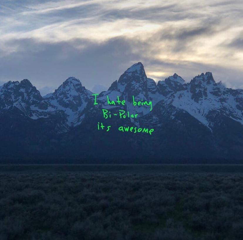 "Kanye West releases New 7-track Album ""Ye"" | Stream on BN"