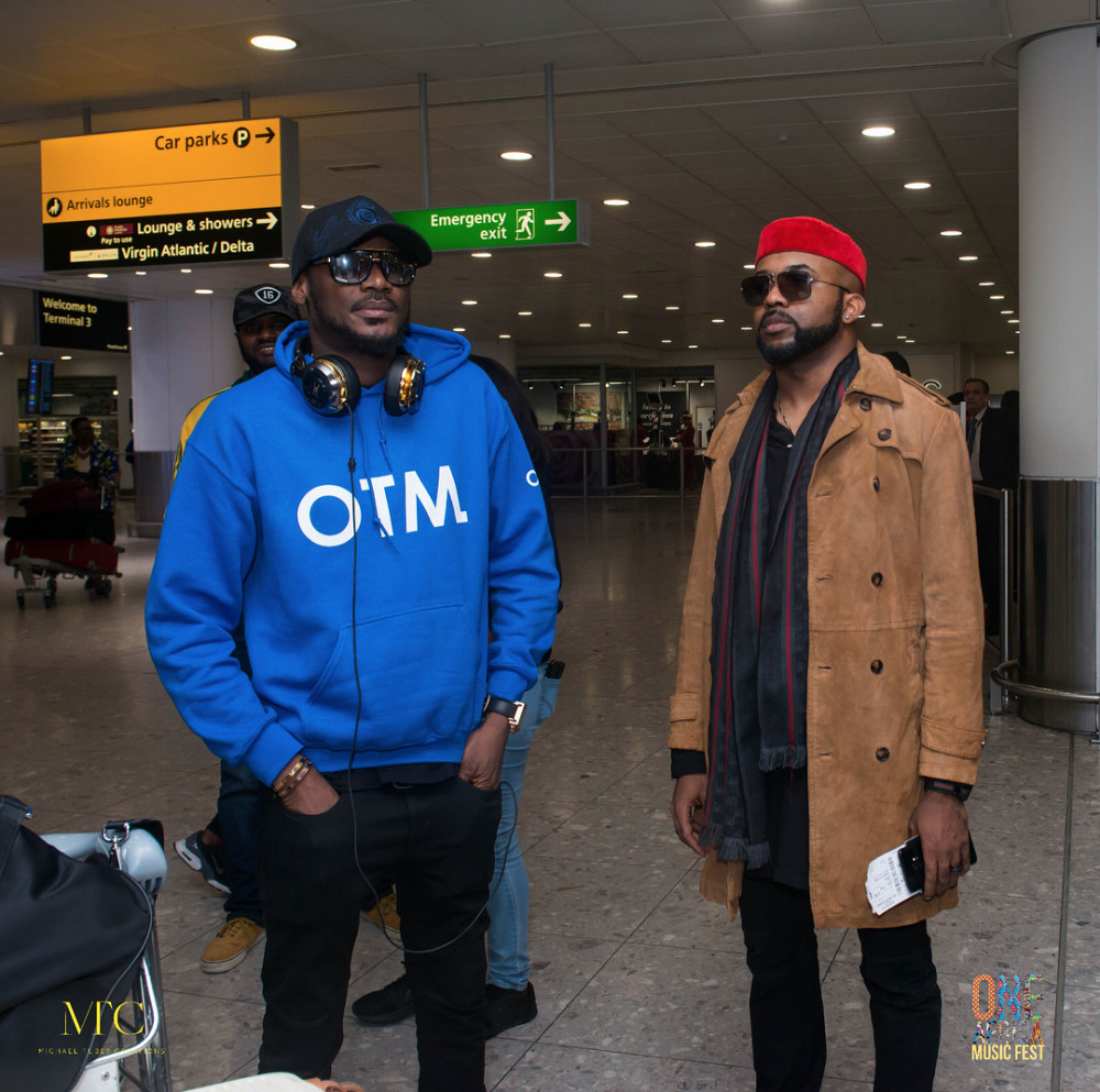 Sarkodie, Banky W, Cassper Nyovest... All the Stars touchdown for One Africa Music Fest London