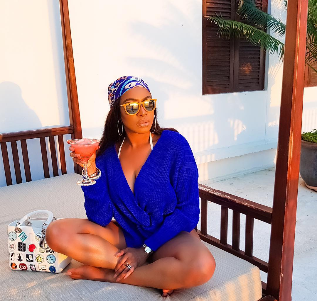 Chika Ike Kicks Off Summer Vacation With Cool Trips.