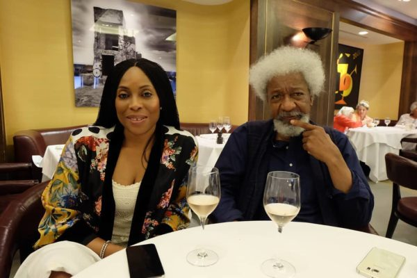 "EbonyLife is making Wole Soyinka's ""Death and a King's Horseman"" into a movie 