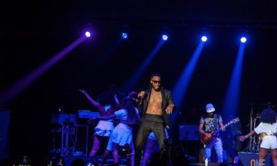 Flavour, Diamond Platnumz, Stonebwoy... Top highlights from #OneAfricaMusicFest in London