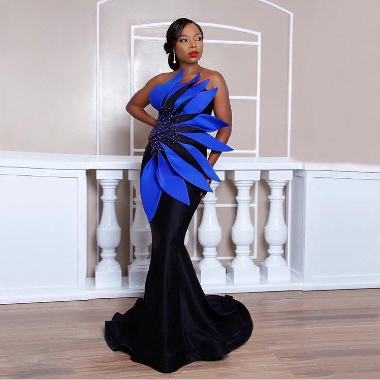 34276200_546122619115182_6073334823152254976_n Toke Makinwa, Osas Ighodaro Ajibade, Ini Dima-Okojie at the MET Gala themed #Oceans8 Premiere Events Fashion