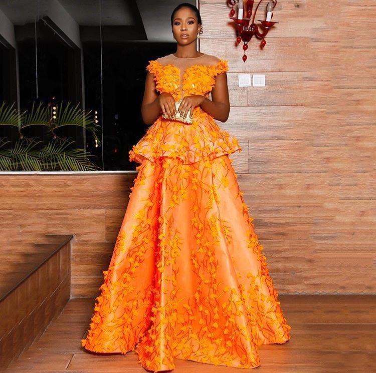 34773028_2288259141403019_5531775112535080960_n Toke Makinwa, Osas Ighodaro Ajibade, Ini Dima-Okojie at the MET Gala themed #Oceans8 Premiere Events Fashion