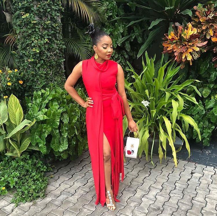 34982833_396743787503927_2251378060781682688_n Toke Makinwa, Osas Ighodaro Ajibade, Ini Dima-Okojie at the MET Gala themed #Oceans8 Premiere Events Fashion