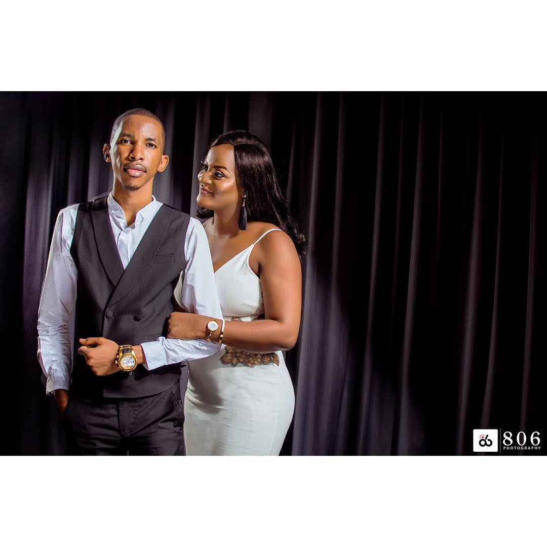 #TheVibesWedding18! DJ Consequence & His Boo Olayemisi Are