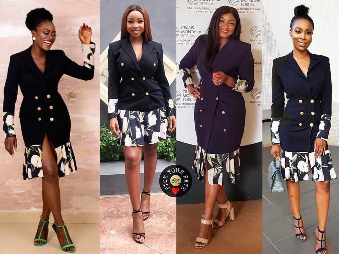 BN Pick Your Fave: Linda Osifo, Omotola Jalade Ekeinde, Ini Dima-Okojie & Bolanle Olukanni in 2207 by TBally