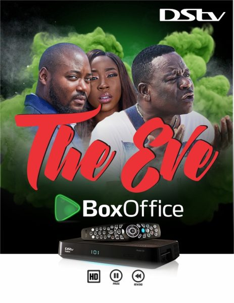 DStv BoxOffice the eve