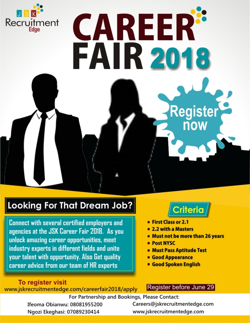 JSK Career Fair