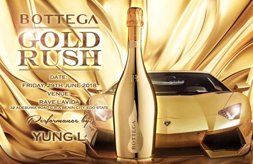 Bottega - Gold Rush-La Vida2