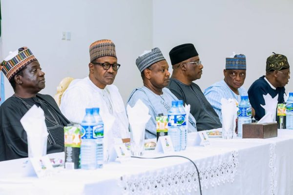"President Buhari says Nigerians still acknowledge ""notable successes in the security sector"" despite Killings 