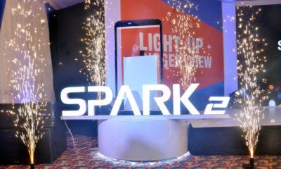 Tecno Mobile Spark