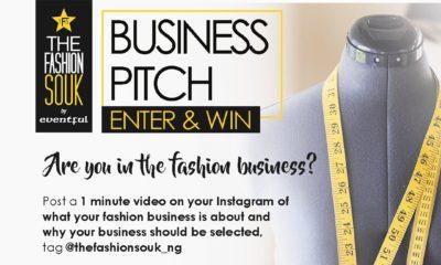 Fashion Souk Business Pitch