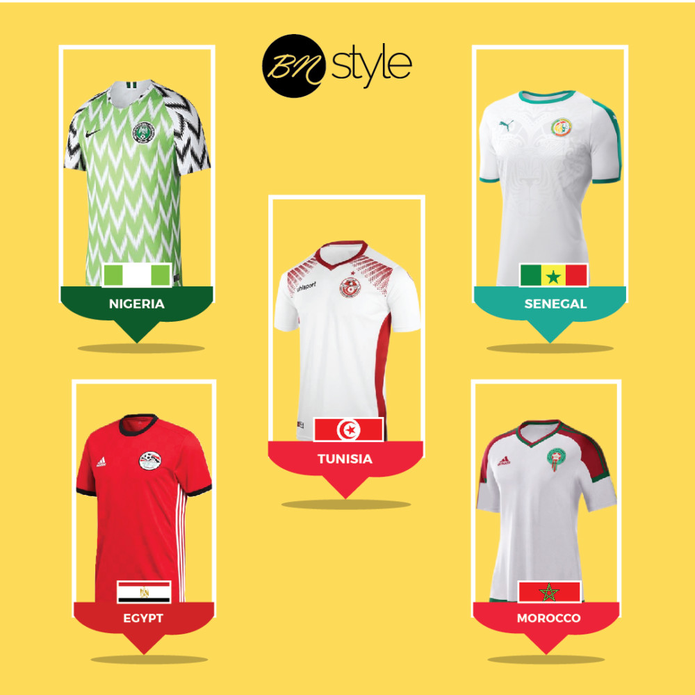 BN Style: 2018 World Cup? We're Just Here for the Fashion😁