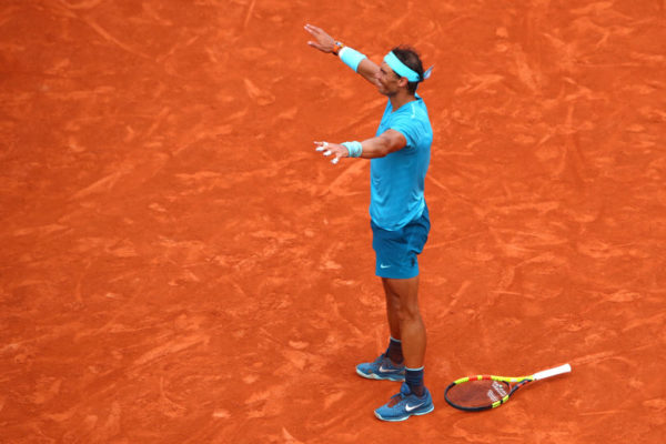 Nadal defeats Thiem to win 11th French Open | BellaNaija