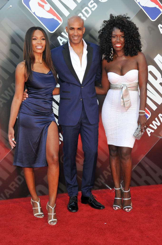 Kelly Rowland Yvonne Orji Karrueche Tran Dj Khaled