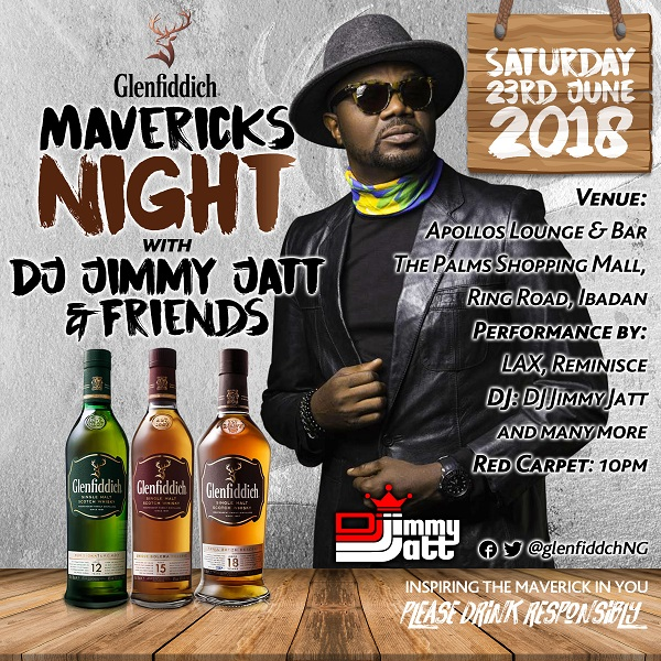 Glenfiddich Mavericks Night-DJJJ Tour-Apollos Lounge-DJJJ