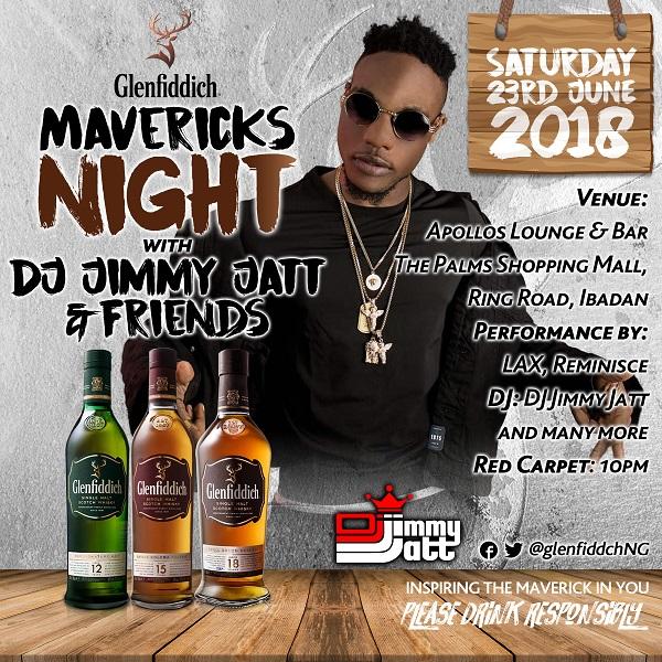 Glenfiddich Mavericks Night-DJJJ Tour-Apollos Lounge-LAX