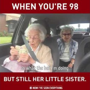 BN Sweet Spot: The Banter between these 2 Sisters in their 90s is too Cute