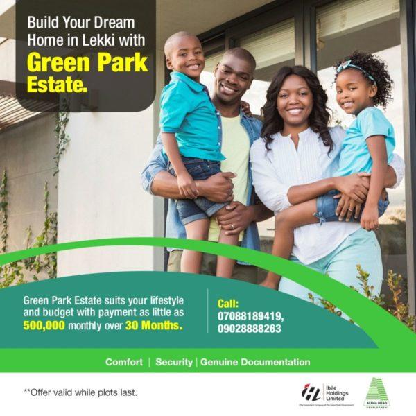 Green Park Estate