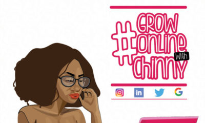 GrowOnlineWithChinny social media
