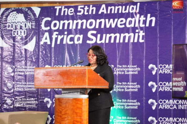 The Commonwealth Africa Forum