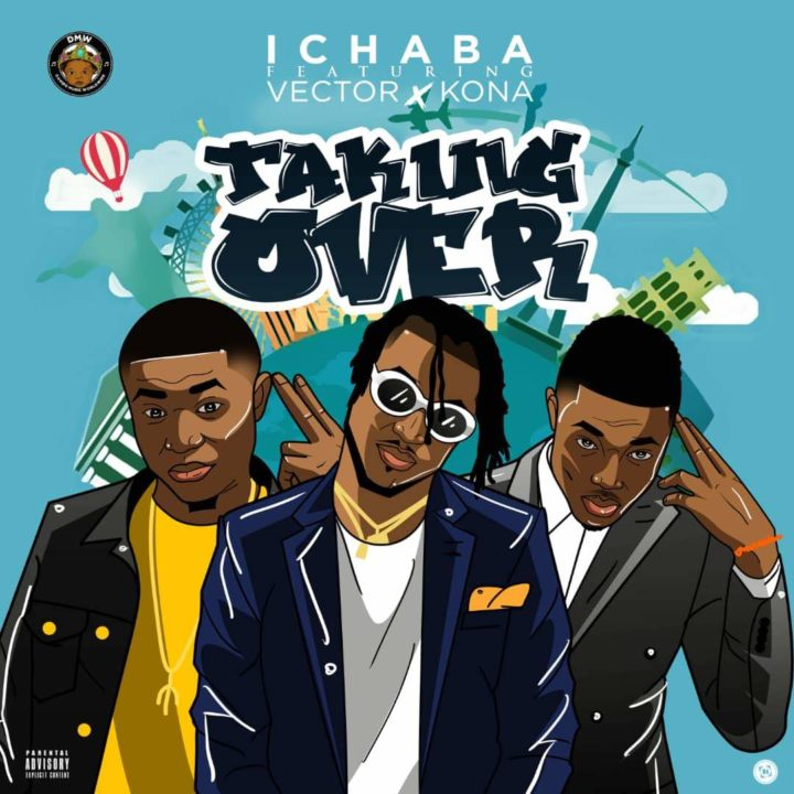Ichaba feat Vector & Kona Taking Over mp3 download