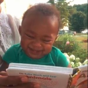 BN Sweet Spot: This Laughing Baby is all the Sweetness you need Right Now