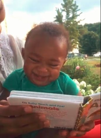 BN Sweet Spot: This Laughing Baby is all the Sweetness you need Right Now | BellaNaija