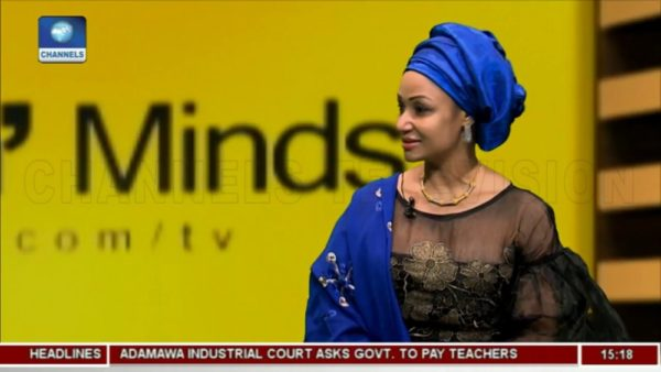 Modupe Ozolua speaks on pioneering Body Enhancement in Nigeria on a New Episode of Rubbin' Minds | Watch on BN TV | BellaNaija