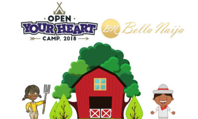 Open Your heart camp